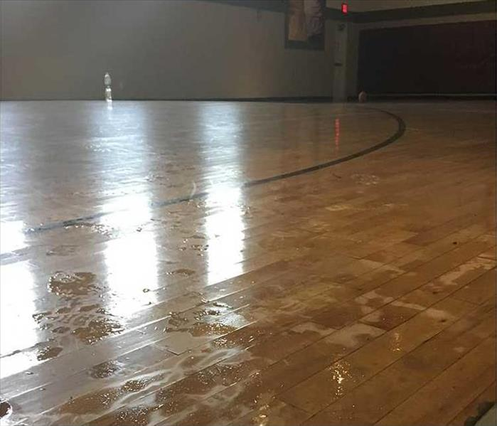 Mt. Juliet Commercial Water Damage