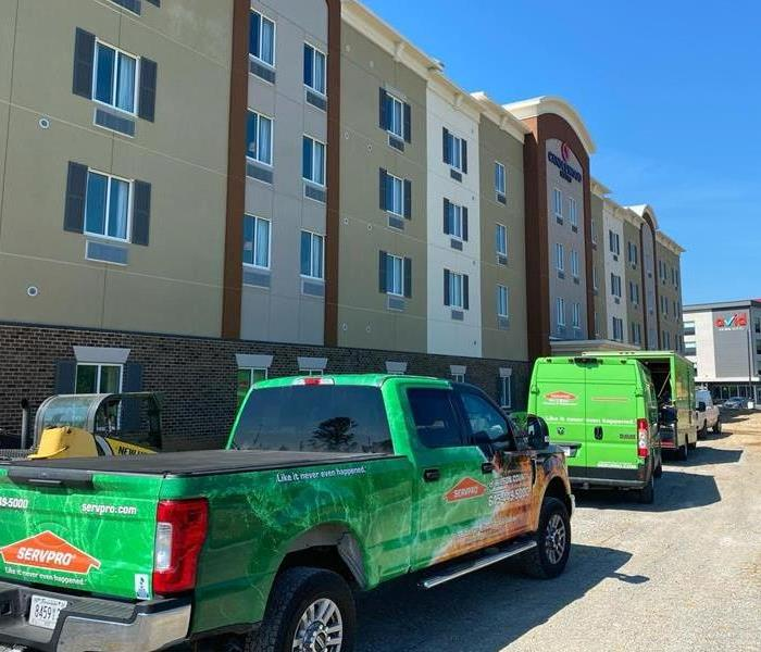 SERVPRO of Wilson County Large Loss