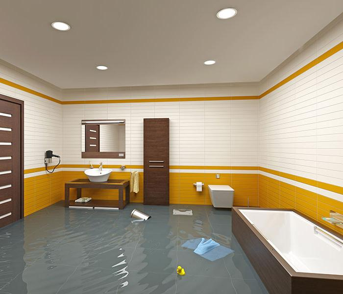 Beau Water Damage What You Need To Know About Bathroom Flooding In Your Lebanon  Home