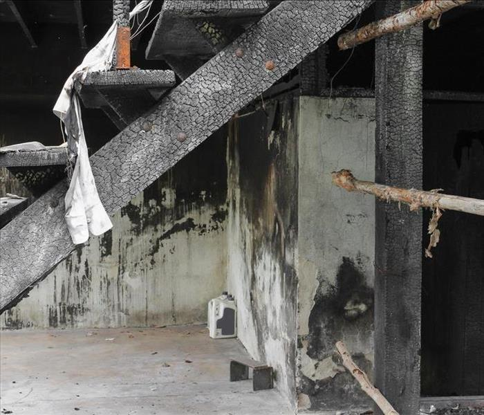 Fire Damage Fire Restoration Services Offered In Hickory