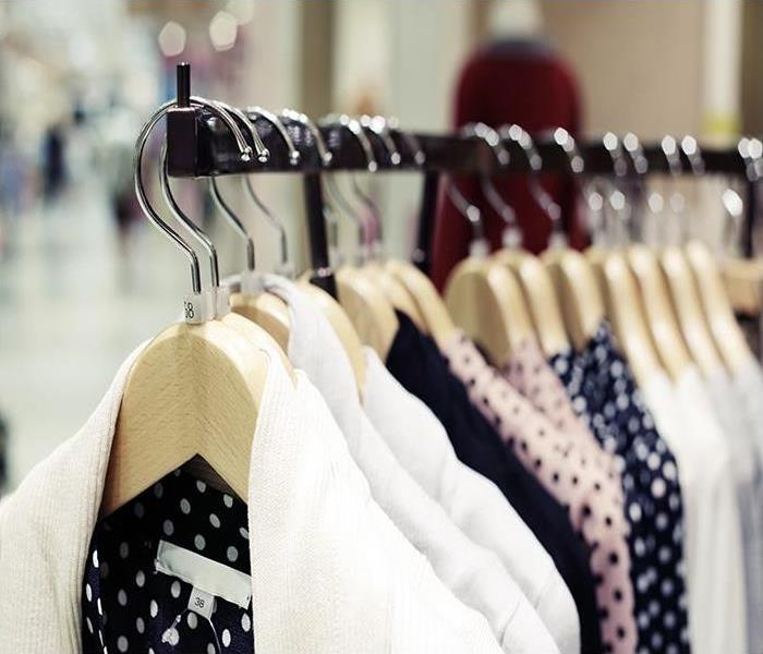 Commercial Commercial Water Removal Can Restore Your Lebanon Clothing Shop After A Water Snafu