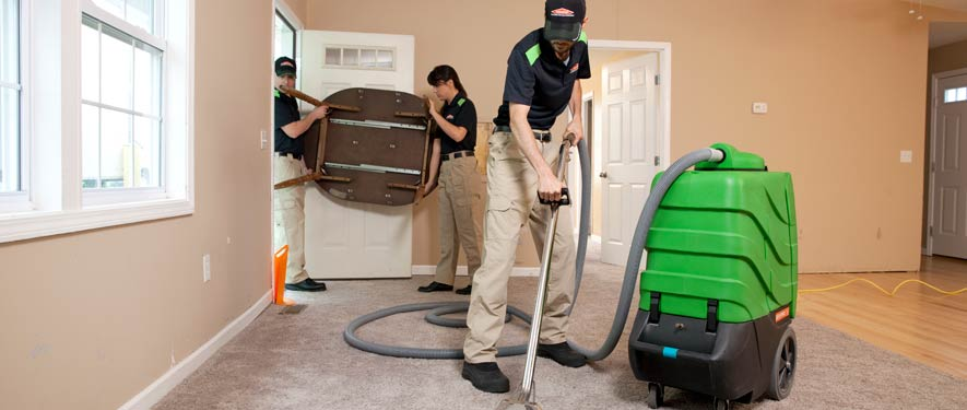 Mount Juliet, TN residential restoration cleaning